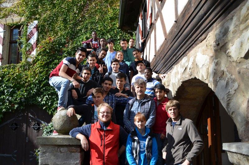 Kletterausrüstung Verleih Nürnberg : Jugendbildungsstätte burg hoheneck jugendinformation nürnberg